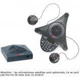 Polycom SoundStation 2 Wireless EX (évolutive)