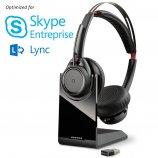 Plantronics Voyager Focus Skype Entreprise™ + socle de chargement
