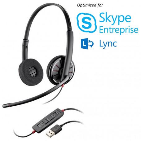 Plantronics Blackwire C325-M Lync™
