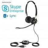 Jabra BIZ 2400 II USB Duo Skype Entreprise™ (Lync)