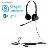 Jabra BIZ 2300 USB Duo Skype Entreprise™ (Lync)
