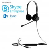 Jabra BIZ 2300 USB Duo Skype Entreprise™