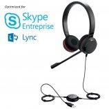 Jabra Evolve 30 Stereo Skype Entreprise™ (Lync)