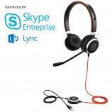 Jabra Evolve 40 Stereo Skype Entreprise™ (Lync)