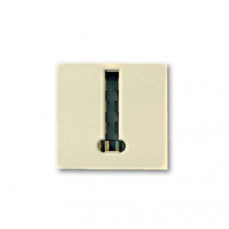Decelect Forgos DECELECT Conjoncteur encastrable 45x45 - 4 paires - blanc (Connectique téléphonique)