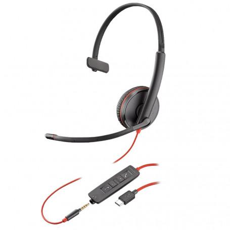 Plantronics Blackwire C3215 USB-C