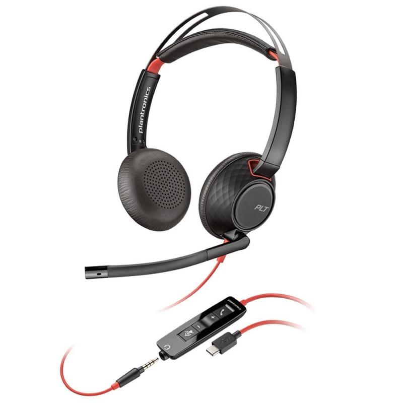 Plantronics Blackwire 5220 USB-C