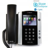 Polycom VVX 500 Skype Entreprise™