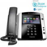 Polycom VVX 600 Skype Entreprise™