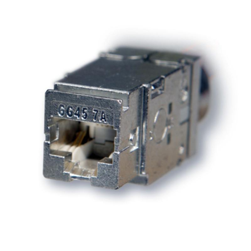 Nexans Connecteur GG45 Snap-in LANmark 7A