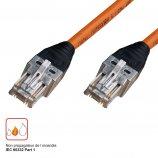 Nexans Cordon GG45 LANmark 7A - 2m