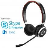 Jabra Evolve 65 Stereo Skype Entreprise™ (Lync)