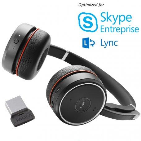 Jabra Evolve 75 Skype Entreprise™
