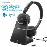 Jabra Evolve 75 Skype Entreprise™ (avec base chargeur)