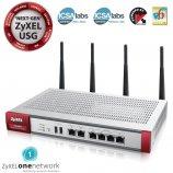 Zyxel USG60W Firewall 1 à 25 utilisateurs