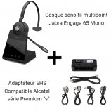 Jabra Engage 65 + Décroché électronique Alcatel-Lucent