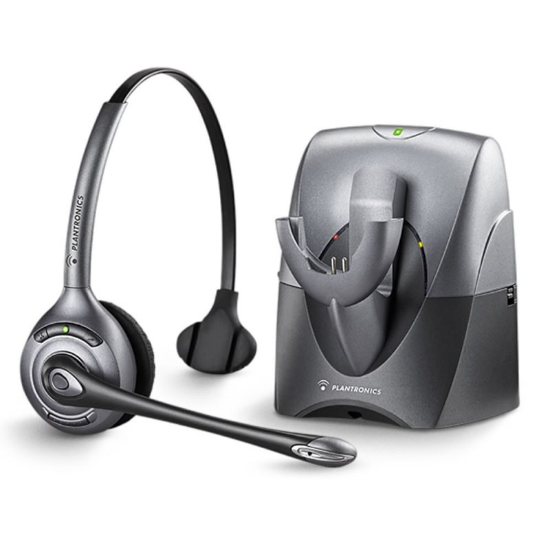 plantronics supraplus sans fil cs351n a. Black Bedroom Furniture Sets. Home Design Ideas