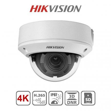 HIK VISION Caméra dôme 4 MP EasyIP 1.0+