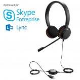 Jabra Evolve 20 Stereo - USB-C - Skype Entreprise™