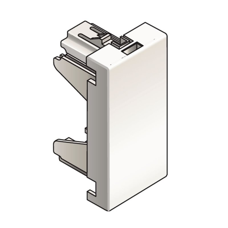 Infraplus Obturateur Blanc 22.5x45mm (Connectique)