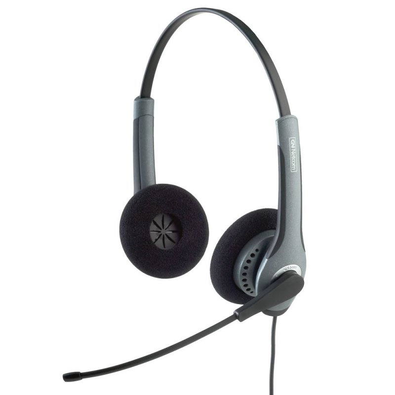 Gn Jabra GN NETCOM GN2000 Micro Duo (Microcasques filaires)