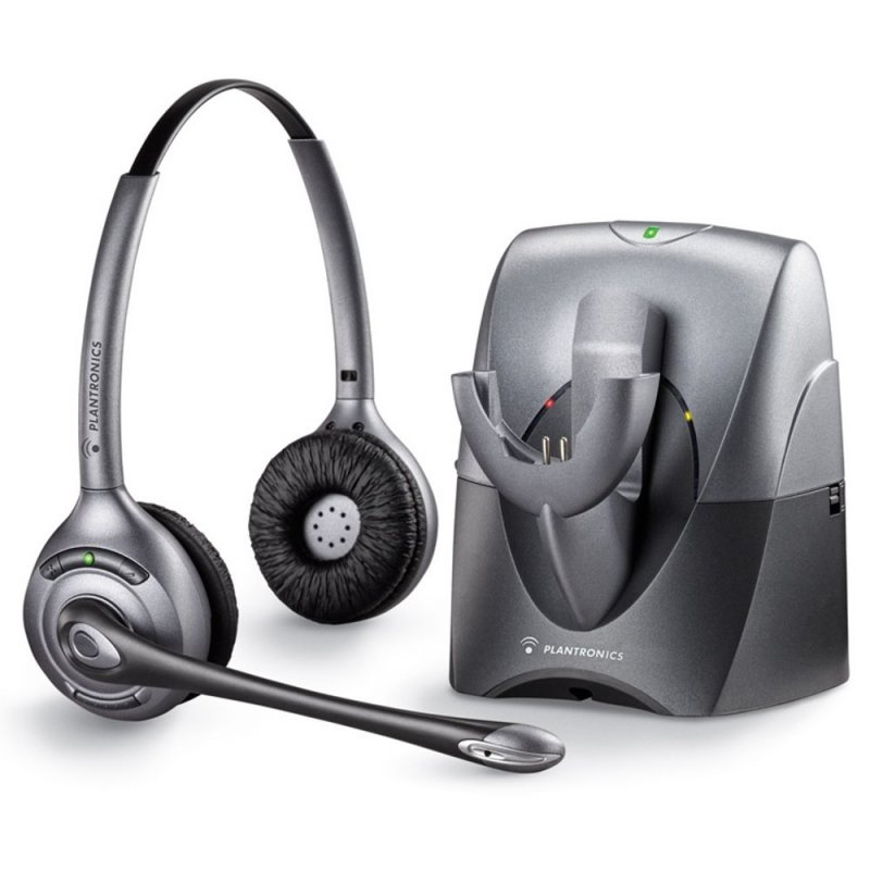 plantronics supraplus sans fil cs361n a. Black Bedroom Furniture Sets. Home Design Ideas