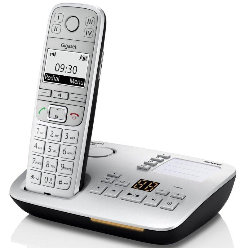 Gigaset GIGASET E500A (Téléphones sans-fils)