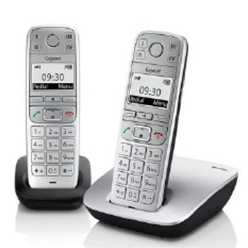 Gigaset GIGASET E500 DUO (Téléphones sans-fils)