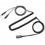 Plantronics PLANTRONICS Cordon pour carte son PC (double jack 3,5 mm) (Casques)