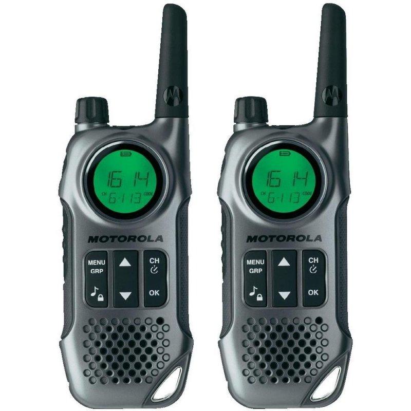 Motorola MOTOROLA TLKR T8 (pack de 2 talkies) (Téléphones sans-fils)