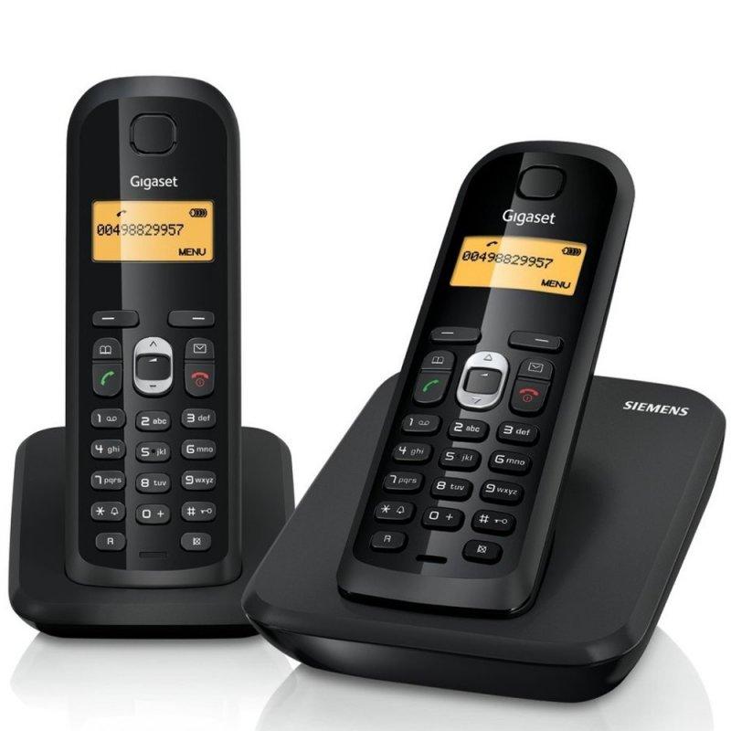 Gigaset GIGASET AS200 DUO (Téléphones sans-fils)