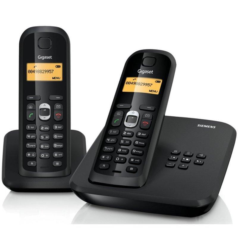 Gigaset GIGASET AS200A DUO (Téléphones sans-fils)
