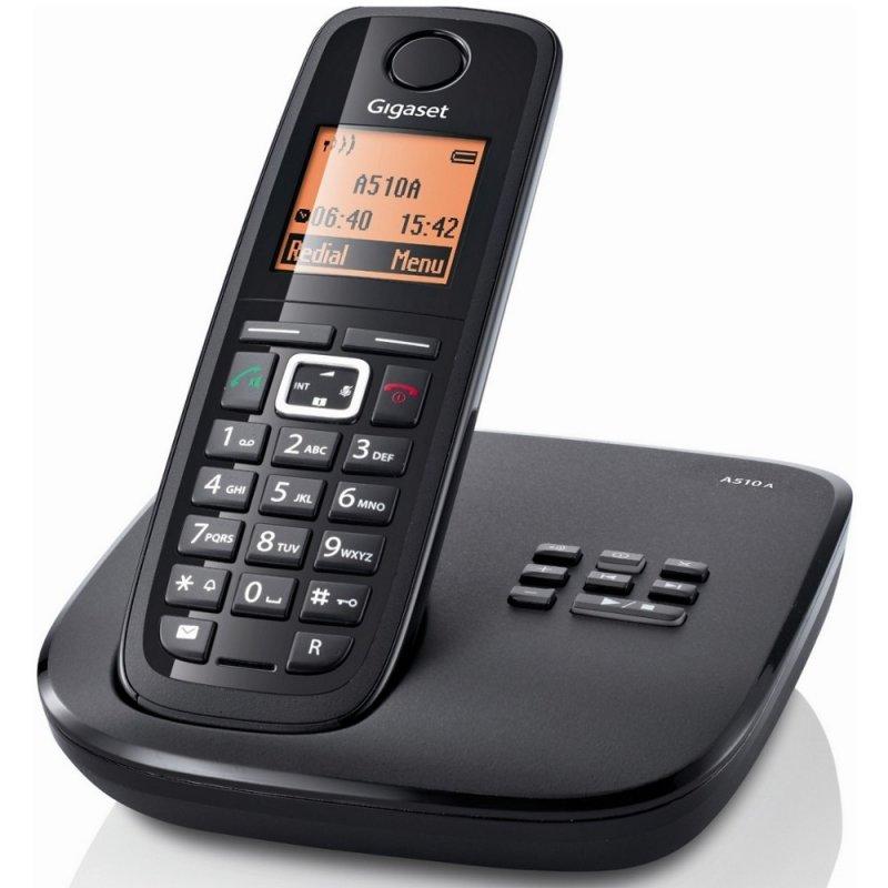 Gigaset GIGASET A510A (Téléphones sans-fils)