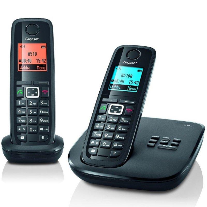 Gigaset GIGASET A510A DUO (Téléphones sans-fils)