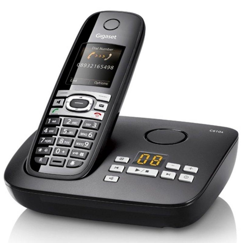 Gigaset GIGASET C610A (Téléphones sans-fils)