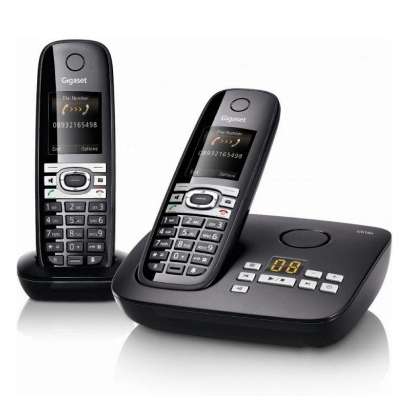 Gigaset GIGASET C610A DUO (Téléphones sans-fils)