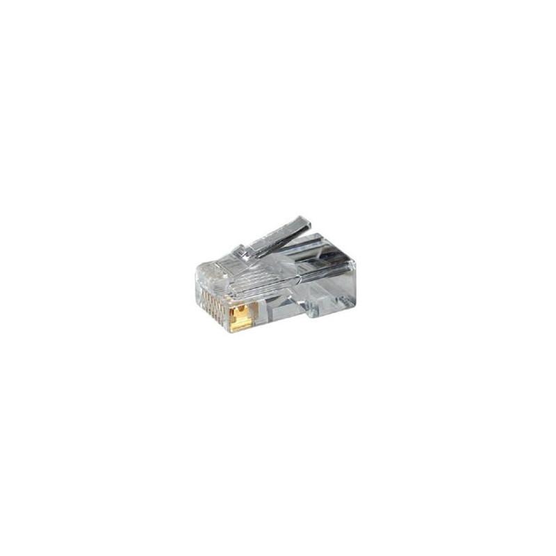 Divers Connecteur mâle RJ45 UTP (8 contacts) (Connectique téléphonique)