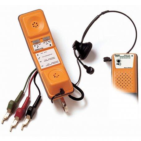 Depaepe DEPAEPE Combiné d'essai analogique Serie 630 ( Testeurs téléphoniques)