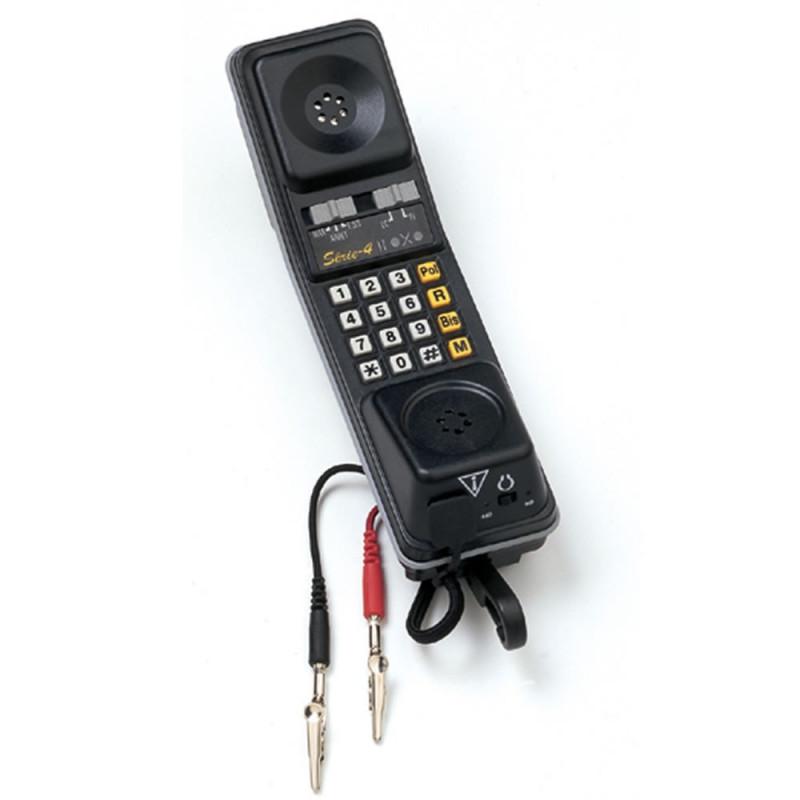 Depaepe DEPAEPE Combiné d'essai analogique Serie 4 ( Testeurs téléphoniques)