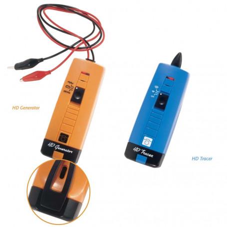 Depaepe DEPAEPE Kit HD Generator + HD Tracer ( Testeurs téléphoniques)
