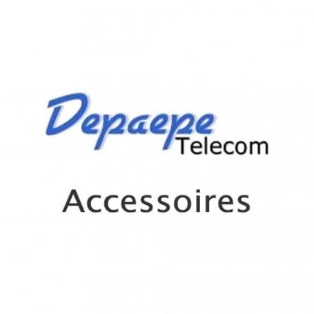 Depaepe DEPAEPE Cordon tissu pour combiné Serie 4/630 ( Testeurs téléphoniques)