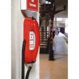 Depaepe HD2000 IP Urgence 1 - Rouge