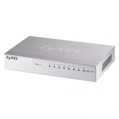 Zyxel GS108B - Switch 8 ports Gbps