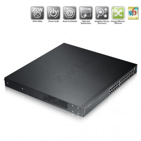 Zyxel GS370024 - Switch 24 ports RJ45 Gigabit