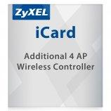 Zyxel Licence 4 points d'accès pour USG, UAG et ZyWALL