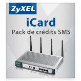 Zyxel Pack de crédit SMS - 50 € - pour série UAG