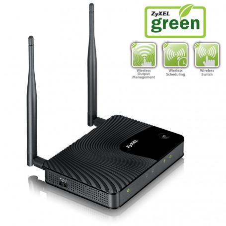 Zyxel WAP3205 v2 - Répéteur universel - AP - Pont - Client WiFi