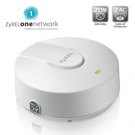 Zyxel NWA1123AC - AP WiFi 802.11a/b/g§n Double-bande détecteur de fumée