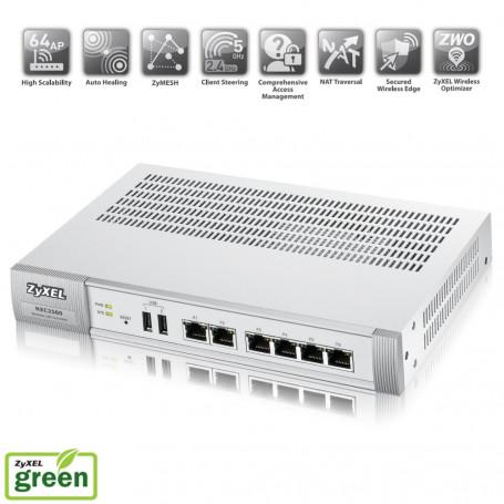Zyxel NXC2500 - Contrôleur WiFi (64 AP maximum)