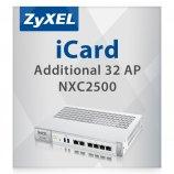 Zyxel ICNXC25008AP - Licence d'exploitation 8 AP pour NXC2500